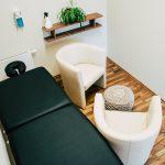 Gesundheitszentrum Massageraum